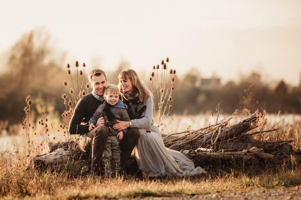 Familien Fotoshooting mit Agi Rygula